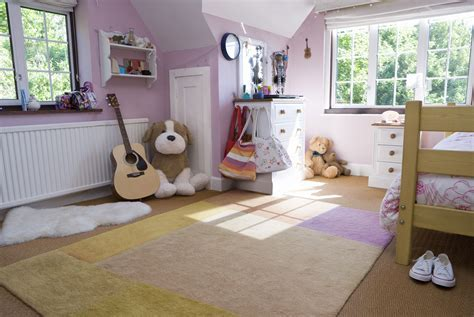 Children's Bedroom Flooring Options and Ideas