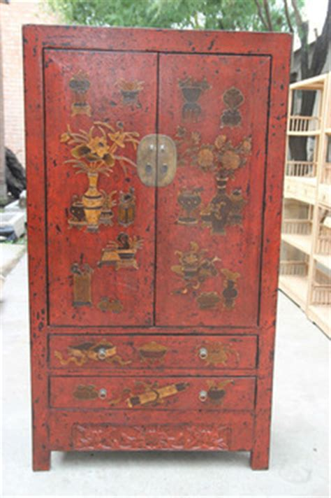 Handmade Painted Furniture - imitation antique furniture handmade painted