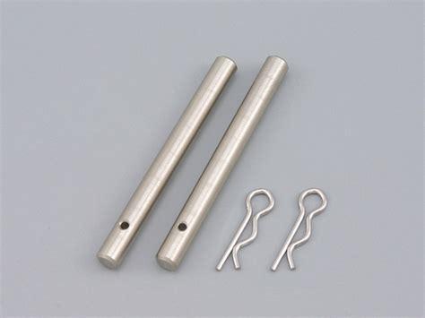 Pinset Stainless Steel daytona stainless steel pad pin set 37599