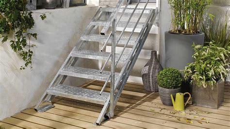 Escalier Exterieur Kit by Un Escalier Ext 233 Rieur En Kit Comment Faire Le Bon Choix