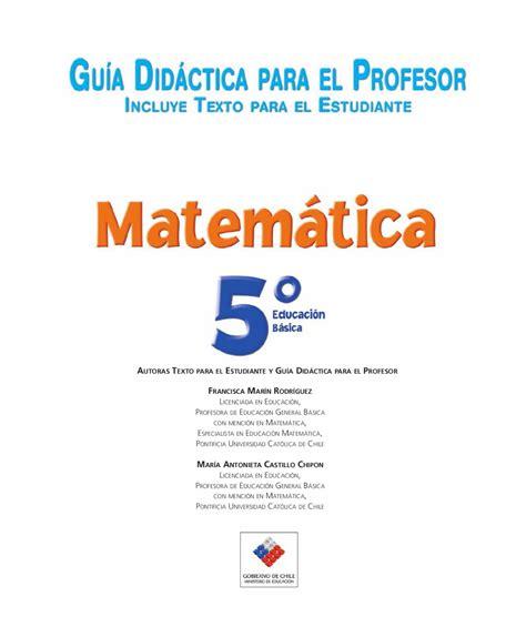 descargar libro pdf guia profesor descargar libro pdf guia profesor 6 primaria libros de santillana en pdf libros gratis