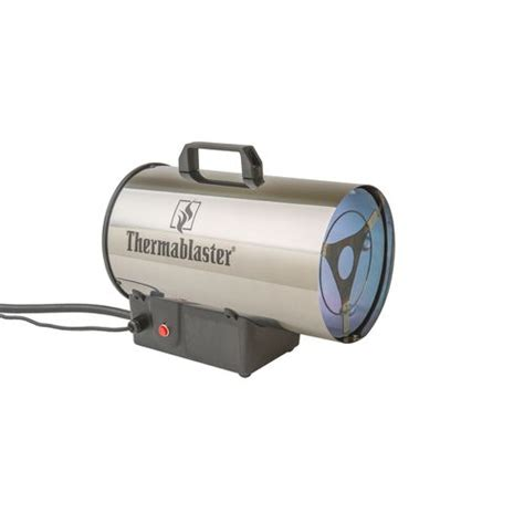 thermablaster propane forced air heater academy