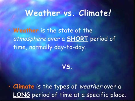 weather climate