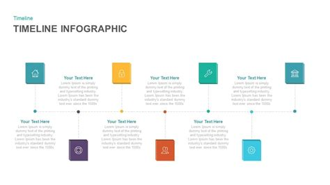 keynote timeline template timeline infographic powerpoint and keynote template