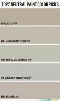 picking the paint color home decorating diy