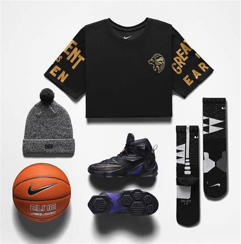 nike lebron 13 pot of gold clothing sneakerfits