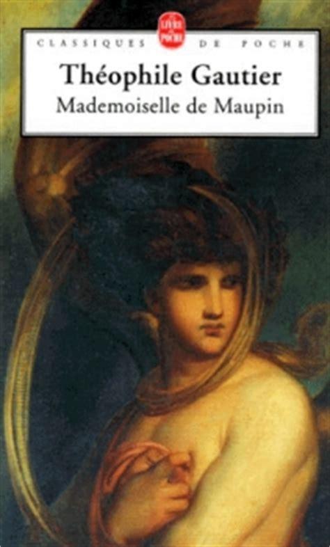 mademoiselle de maupin 8439720564 mademoiselle de maupin livraddict