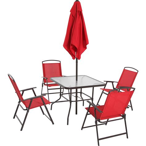 red patio furniture sets   Roselawnlutheran