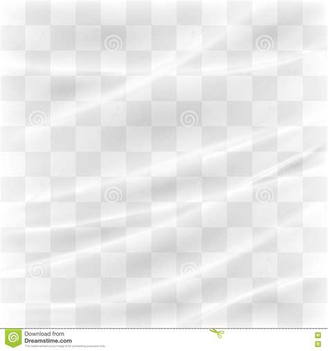 Plastik Warp transparent plastic warp stock vector illustration of