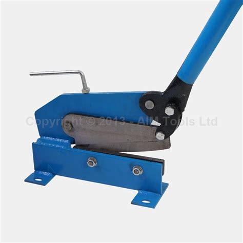 Steel Cutters Metal Cutting 325362 heavy duty 200mm manual plate flat metal steel sheet cutting cutter shear