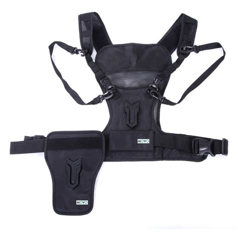 movo photo mb multi camera carrying photographer vest
