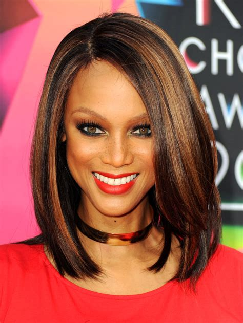 black with haircuts and color golden highlighted hairstyles for black women hair world