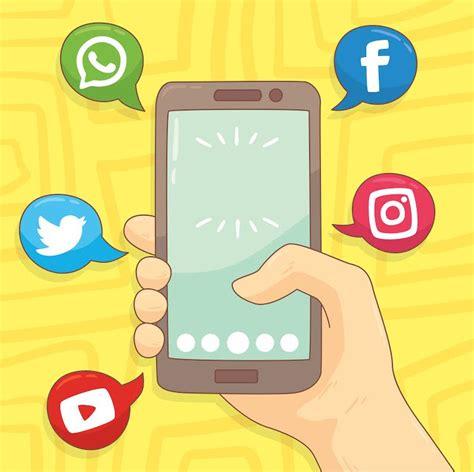 redes sociales con imagenes celebramos el d 237 a internacional de las redes sociales
