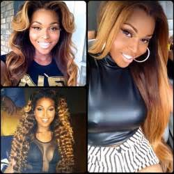 the best sew in human hair kingamiyah amiyah scott s instagram photos