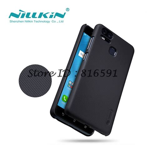 Nillkin Frosted Shield For Asus Zenfone 3 Zoom Ze553kl Putih asus zenfone 3 zoom ze553kl nillkin frosted shield cover for asus zenfone 3 zoom