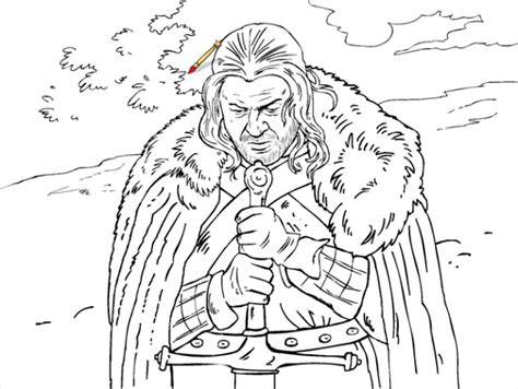 Pdf Official Thrones Coloring Book by Take A Peek Inside The Official Of Thrones Coloring