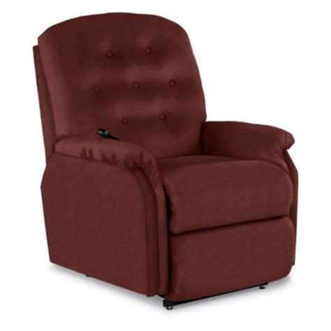 Luxury Lift Power Recliner by La Z Boy 738 Ally Silver Luxury Lift Power Recliner