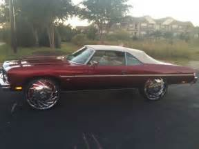 1975 For Sale 1975 Chevrolet Caprice For Sale Ebay Used Cars For Sale