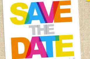 Save the date clipart free clipartfest
