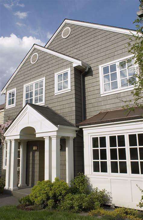 Exterior Trim Paint Colors - tips and tricks for choosing exterior trim colors color palette monday