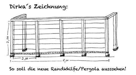 Rankgitter Holz Selber Bauen 5833 by Teil 1 Der Plan F 252 R Die Rankhilfe Oder Pergola