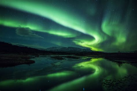 faroe islands northern lights the aurora borealis or northern lights a festival of colors
