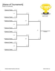 Bracket Template by March Madness 2014 Excel Bracket Template Pidrecipes