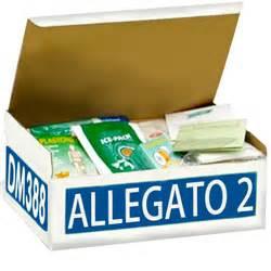cassette pronto soccorso 626 pacco set kit reintegro armadietto pronto soccorso 626