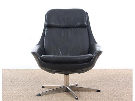 fauteuil pivotant cuir fauteuil scandinave pivotant en cuir galerie m 248 bler
