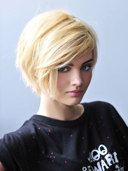 haircuts for thick short hair 2015 short shaggy hairstyles 2015