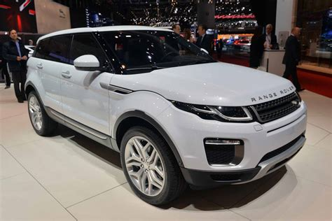 2016 Land Rover Range Rover Evoque Wallpapers9