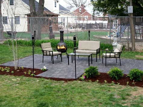 How To: Building a Patio With Pavers   HGTV