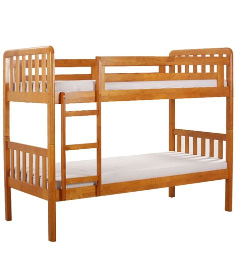 Bunkers Bunk Bed Scout Bunker Bed By Royal Oak By Royal Oak Bunk Beds Furniture Pepperfry Product