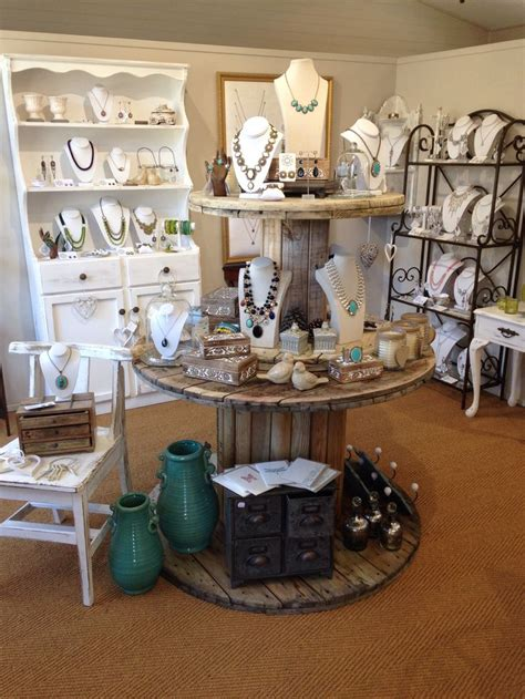 display tables for boutique best 25 jewelry table display ideas on