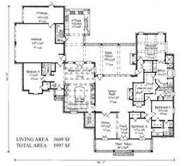 House Plans With Big Kitchens by Hattiesburg Country French Home Plans