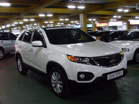 Kia 2010 For Sale Used 2010 Kia Sorento Photos 2200cc Diesel Automatic