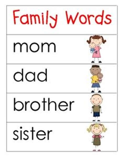 english themes for preschool 1000 images about my family theme weekly home preschool