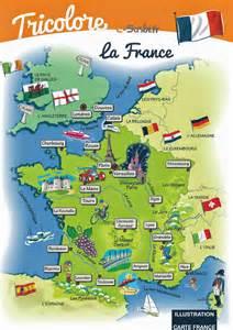 carte de touristique 187 vacances arts guides voyages