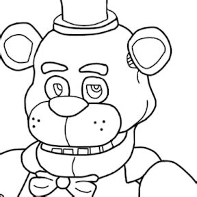 five nights of freddy coloring pages free coloring pages of freddy fazbear