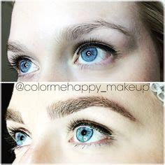 tattoo eyebrows west sussex ink eyebrows and hair on pinterest