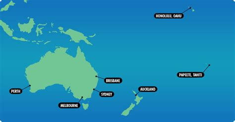 Cruises from Australia, Cruises from Hawaii, Cruises from