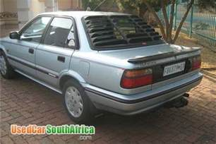 Used Cars For Sale In Ma Toyota 1989 Toyota Corolla Used Car For Sale In Vereeniging