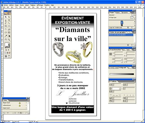 layout software in design activewin com adobe indesign 2 0 review