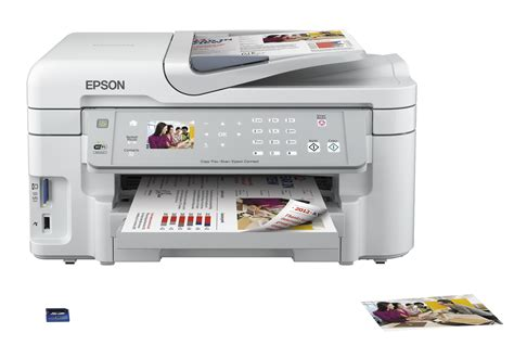 Printer Epson Workforce Wf 3521 jual harga epson workforce wf 3521