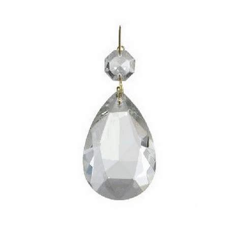 glass chandelier prisms glass prisms chandelier candelabra l parts prisms