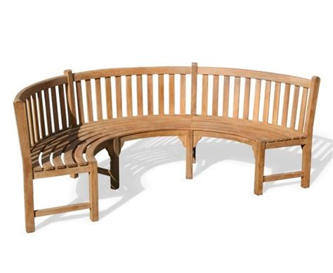 curved outdoor seating uk henley teak curved garden bench semi circle bench