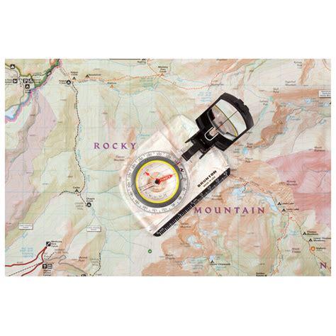 Kompas Cermin Truarc 7 Brunton brunton truarc 7 kompas k 248 b bergfreunde dk