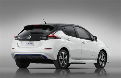 2019 Nissan Leaf Range by The 2019 Nissan Leaf E Adds A Whole Lot Of Range And