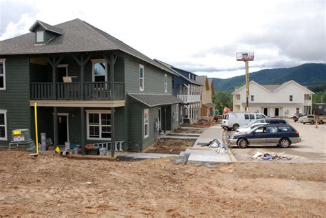 cottages of boone nc slowly but surely six more buildings at cottages receive