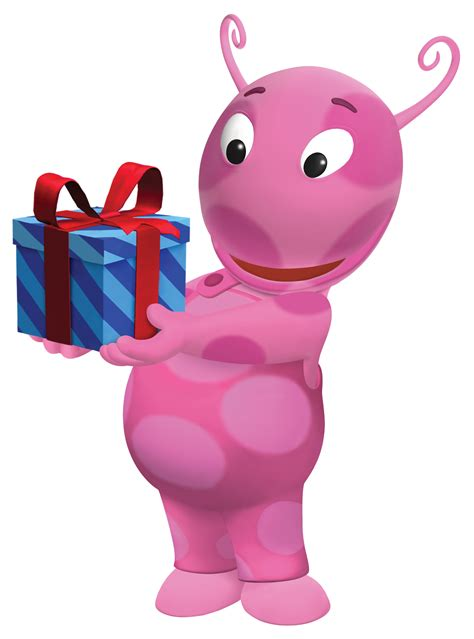 Backyardigans Characters Characters Backyardigans Large Png S